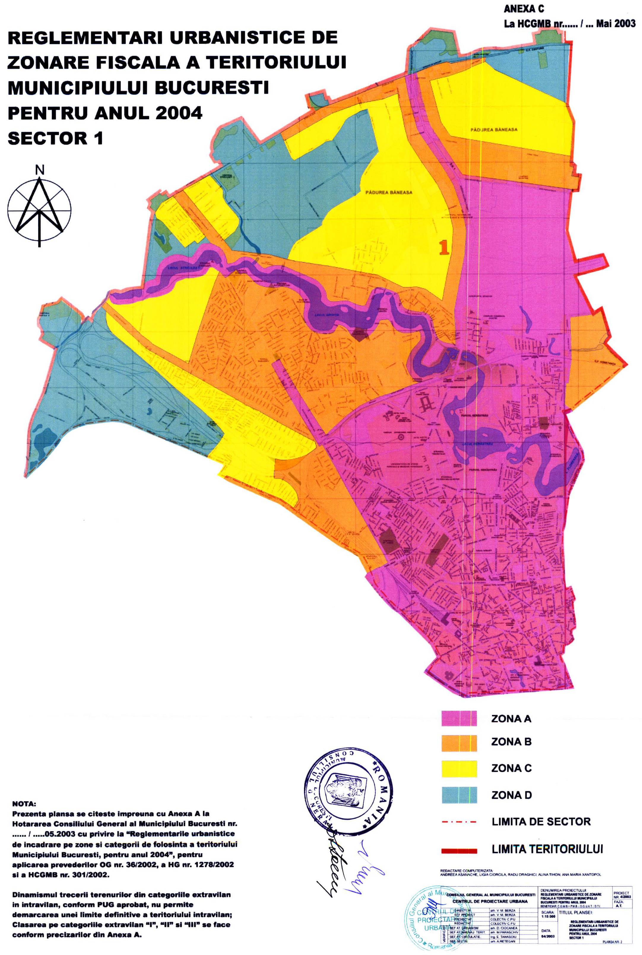Primaria Sectorului 1 Directia Generala Impozite Si Taxe Locale